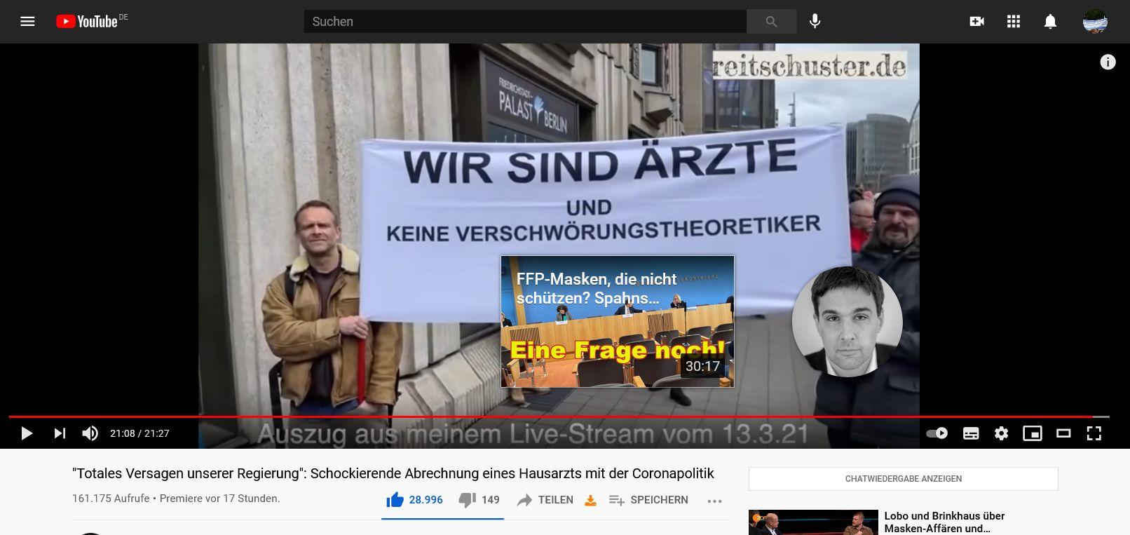 Youtube Alle